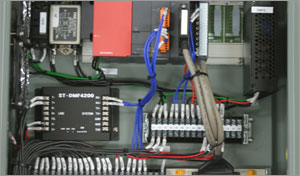 coil lifter control panel