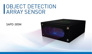 object detection array sensor